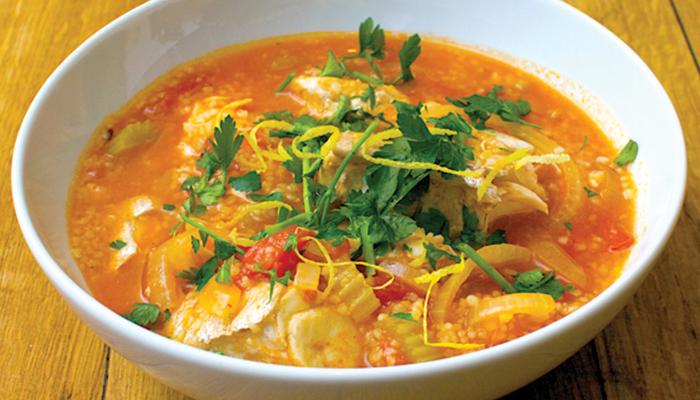 گرما گرم سوپ سے ہو سردی کا مزہ دوبالا