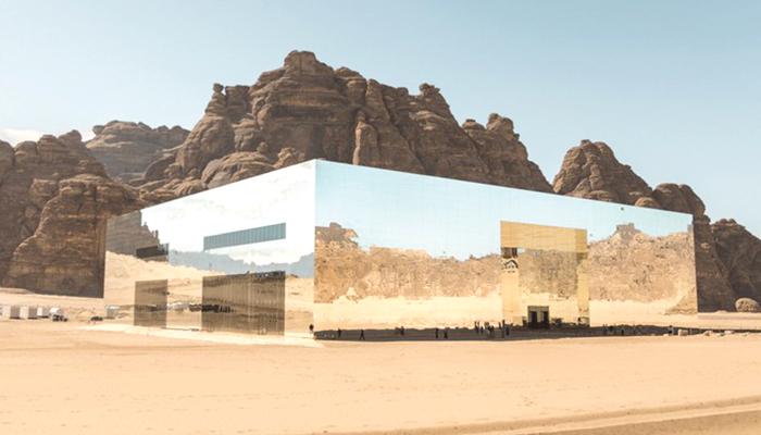 قدیم سعودی قصبہ 'العلا' کی تعمیرِ نو
