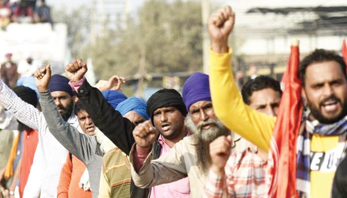 بھارت میں کسانوں کی تحریک کا مستقبل