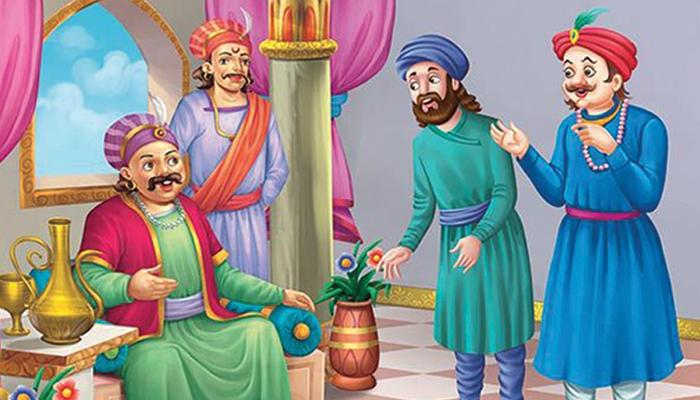 اکبر بادشاہ اور بیربل