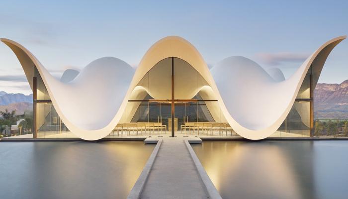 پیرامیٹرک ڈیزائن، ایک جدید اندازِ تعمیر