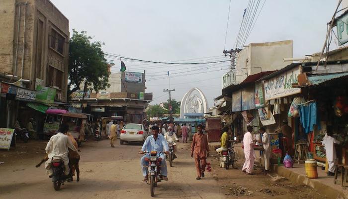 سندھ کا شہر ''ڈگری''
