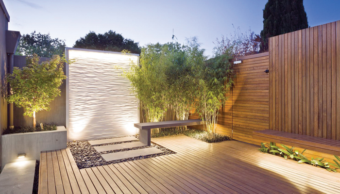 گھر کی بیرونی دیوار کو کیسے خوبصورت  دکھایا جائے!
