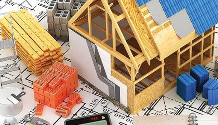 تعمیرات میںاستعمال ہونے والا سامان