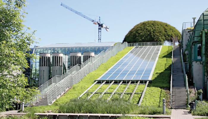 سبز اور پائیدار عمارتیں کیا ہیں؟