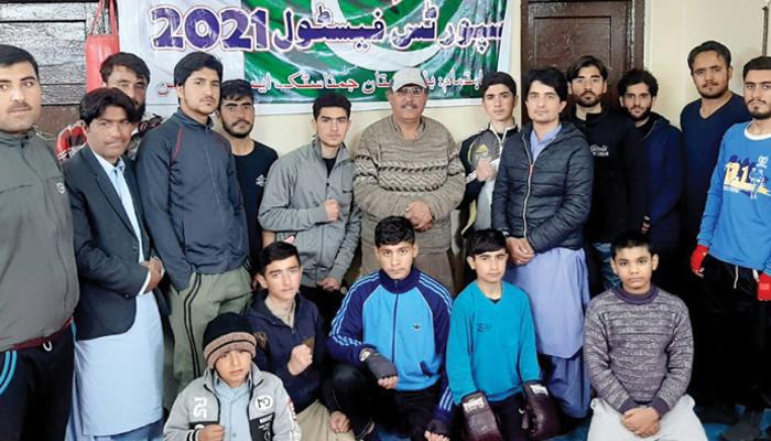 بلوچستان اولمپکس گیمز میں ہزاروں کھلاڑیوں کی شرکت