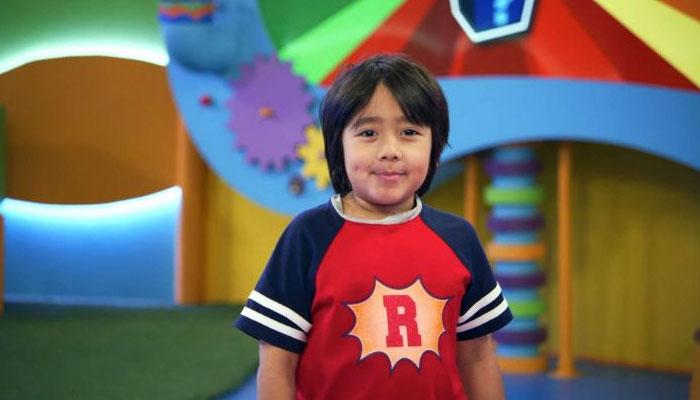 9 سالہ امریکی بچہ ''ریان کاجی''
