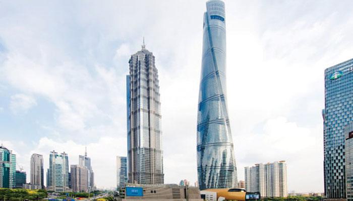 زلزلہ برداشت کرنے والی جدید عمارتیں