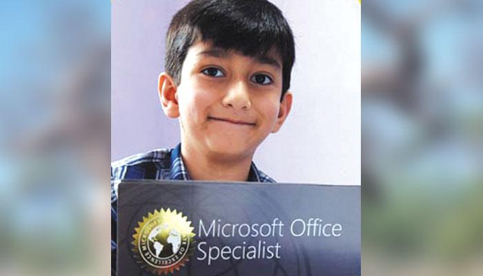 کم عمر کمپیوٹر پروگرامر ''حمزہ شہزاد''