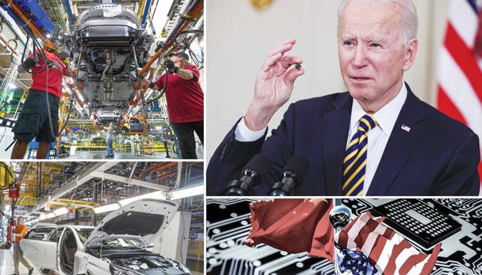 کار چپ کی کامیابی نے امریکی سپلائی چین کی خامیوں کو نمایاں کردیا