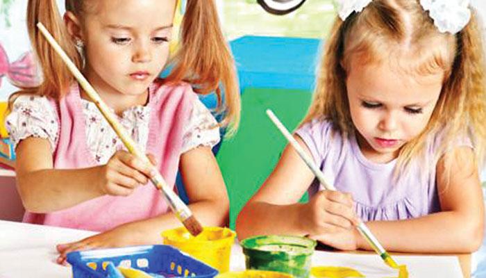 بچوں کیلئے ''فری پلے'' کی اہمیت