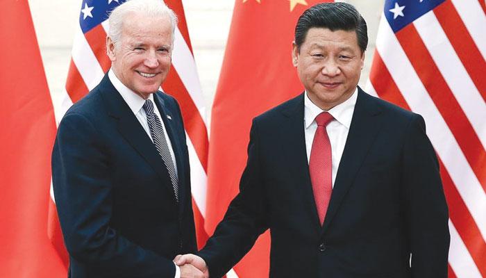 بائیڈن کی صدارت میں امریکا اور چین کے اعلیٰ سطح کے اجلاس کیلئے بنیادی کام کا آغاز