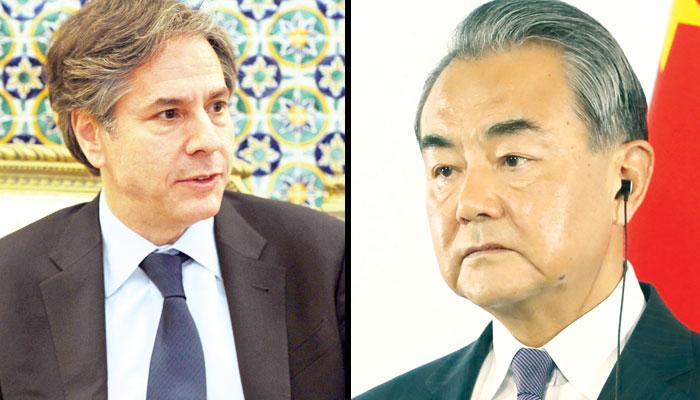امریکی اور چینی وفد میں تلخ جملوں کا تبادلہ