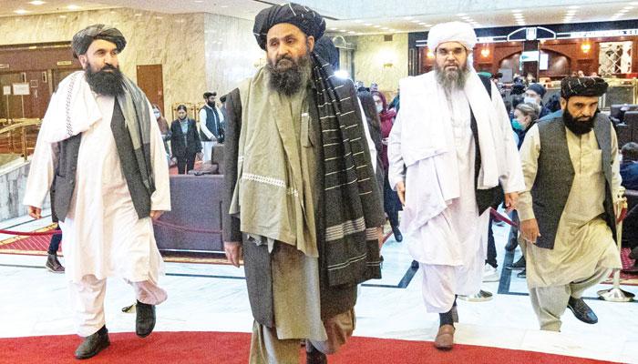 افغانستان میں امن کیلئے روس کی کوشش