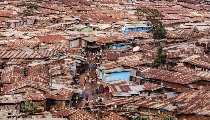 افریقی ممالک میں غربت اور بدامنی کا راج