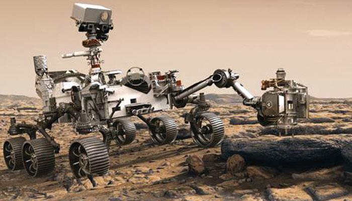 ''پرسویرینس '' خلائی گاڑی مریخ پر روانہ