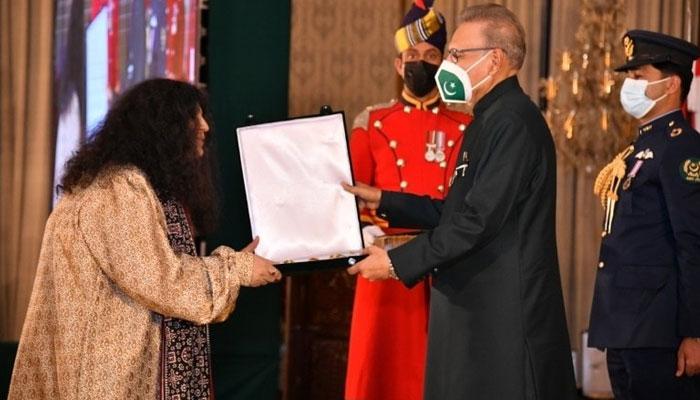 صدارتی ایوارڈز حاصل کرنے والے فنکار