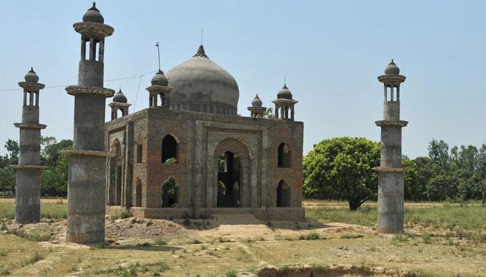عمر کوٹ کا تاج محل