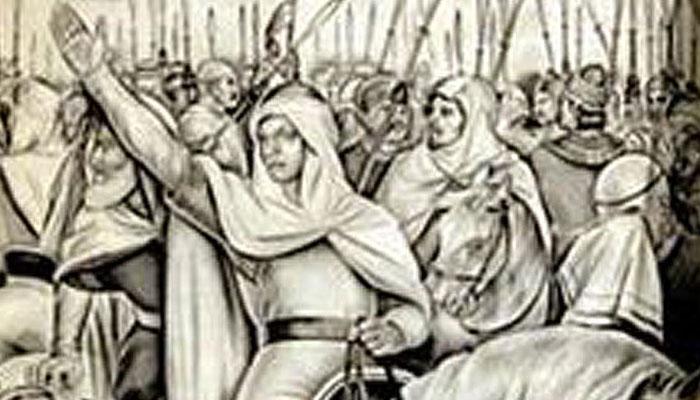 سندھ کے دروازے پر اسلام کی دستک