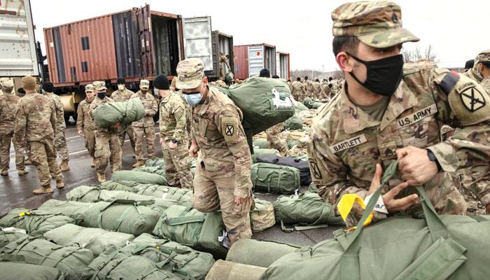 امریکا کا اعلان اور مستقبل قریب کا افغانستان