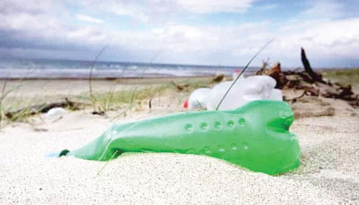 پلاسٹک آلودگی کا اصل مقام بتانے والی ایپ