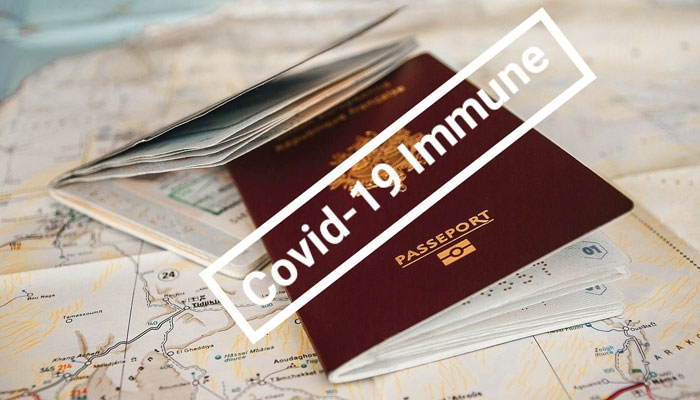 کورونا وائرس: اِمیونٹی پاسپورٹ کیا ہے؟