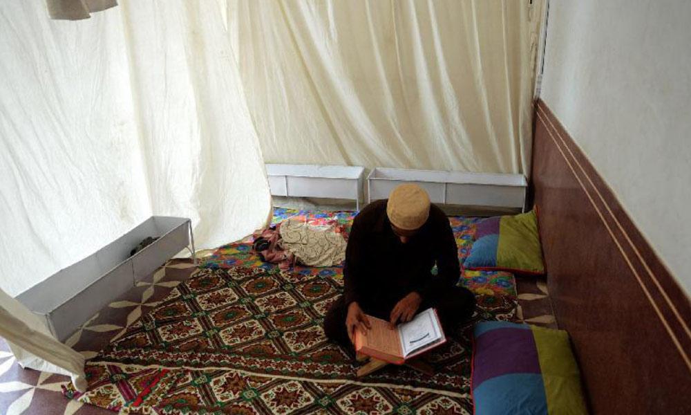 ''اعتکاف'' رمضان المبارک کی ایک اہم عبادت