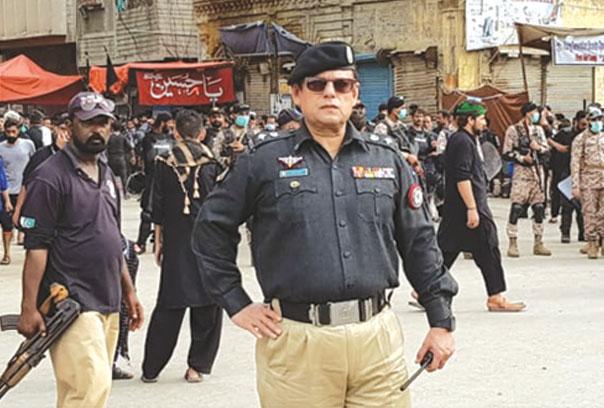 سندھ پولیس نے کراچی میں امن قائم کردیا