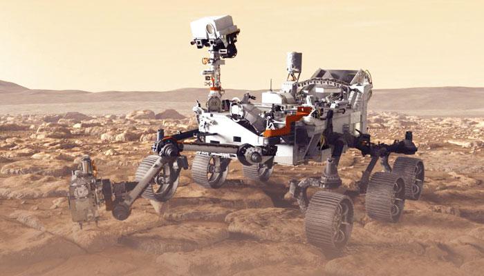 مریخ پر آکسیجن کی تیاری