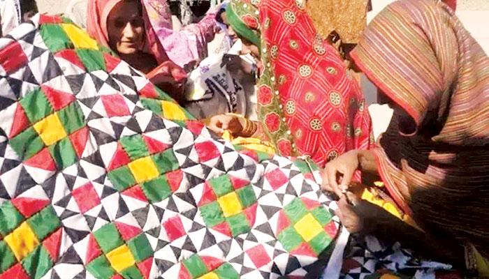 ''رلی'' سندھ کی ہزاروں سال قدیم ثقافت