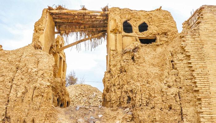 ''فتح آباد قلعہ'' جو قصہ پارینہ بن چکا ہے