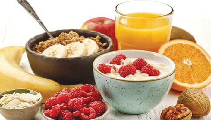 وزن کم کرنے کیلئے بھرپور صحت بخش ناشتہ کریں
