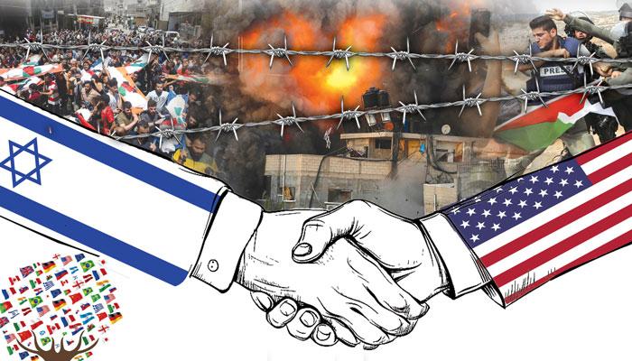 بے لگام اسرائیل اور عالمی طاقتیں