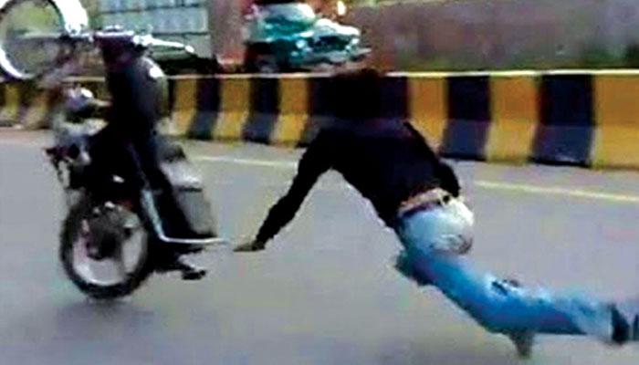 موت کا کھیل، پولیس حرکت میں آگئی