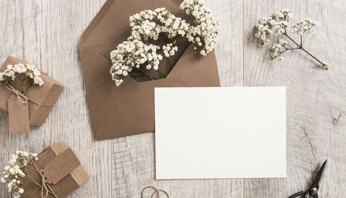 ''رامپوری زبان میں شادی کا دعوت نامہ''