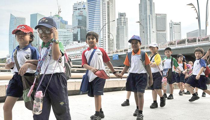 سنگاپور کا تعلیمی نظام دنیا میں بہترین کیوں مانا جاتا ہے؟