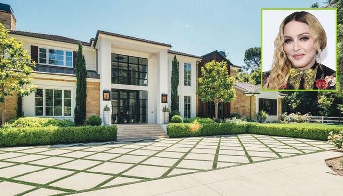 میڈونا کا لاس اینجلس میں شاندار نیا گھر