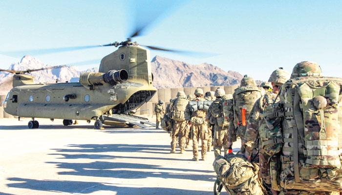 افغانستان: امریکی انخلا اور ہماری مشکلات