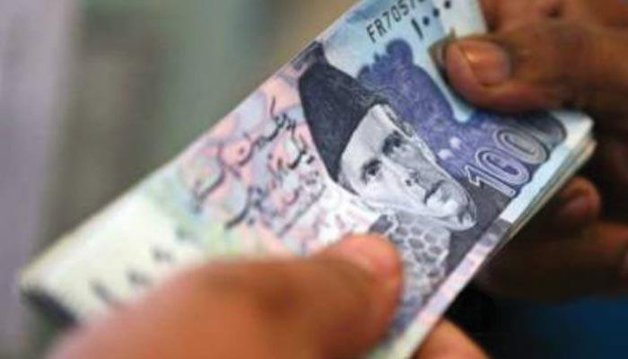 بینک اکاؤنٹ میں موجود جمع شدہ رقم سے کم ادا کرنا