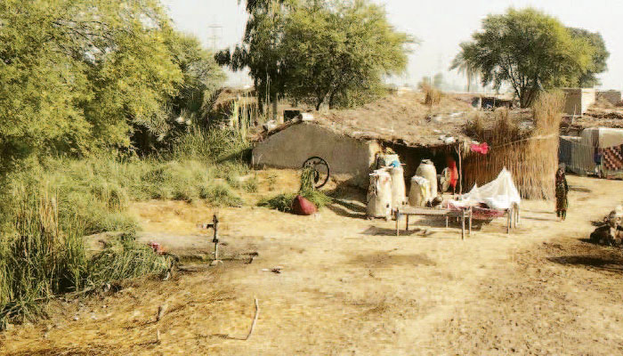 ''عاقل گوٹھ'' لاڑکانہ کا قدیم گاؤں، جوسات مرتبہ اجڑا اوراتنی ہی بار آباد ہوا