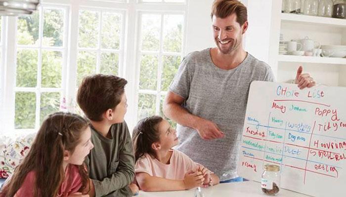 بچوں کی پرورش اور والدین کا کردار