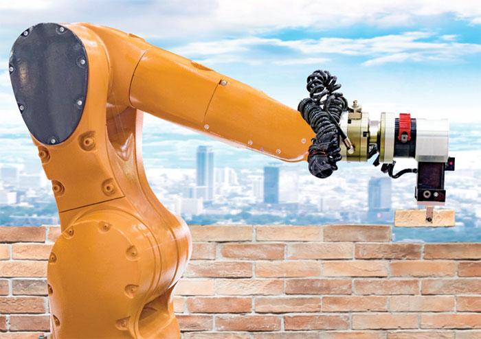 جدید تعمیرات میں ٹیکنالوجی کا کردار