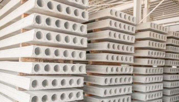 تعمیراتی صنعت میںکنکریٹ کا استعمال