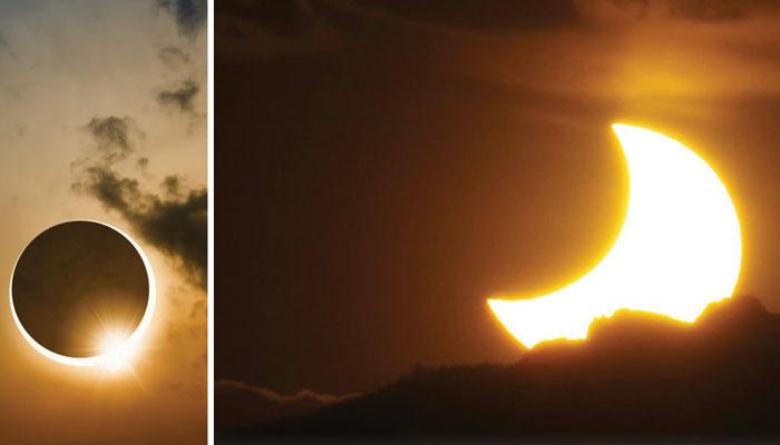 چاند، سورج گرہن، توہمات اور سائنس