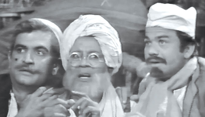 قد آور ڈرامہ نگار ''خواجہ معین الدین''