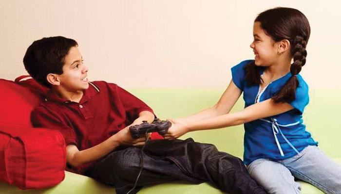 کھیل کھیل میں بچوں میں لڑائیاں