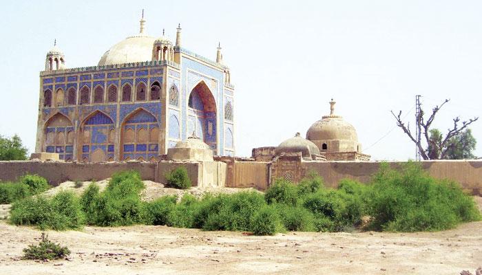 کلہوڑوں کا عظیم شہر ''خدا آباد''