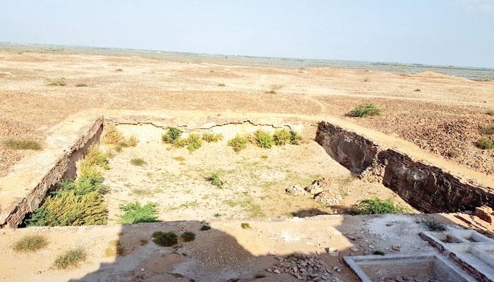 ٹھٹھہ کا قدیم قلعہ ''کلیان کوٹ''