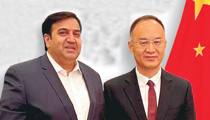 چین پاکستان کا آہنی دوست ہے اسے معاشی قوت بننے میں مدد دیں گے