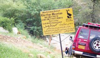 Khirthar National Park
